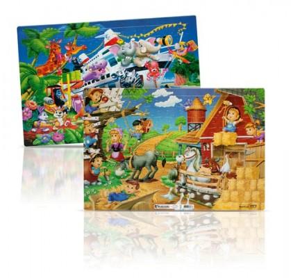 Keskin Color Puzzle 02
