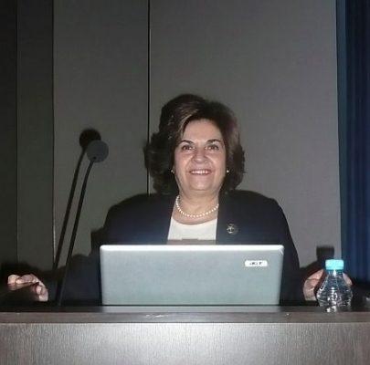 İstanbul Bilgi Üniversitesi Sağlık Bilimleri Fakültesi Çocuk Gelişimi Bölüm Başkanı Prof. Dr. Makbule Meziyet Arı
